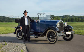 Ford Model A Rent Appenzell Ausserrhoden