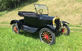 Ford Model T Rent St. Gallen