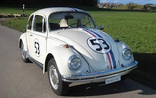 Volkswagen Käfer Herbie Rent Appenzell Ausserrhoden